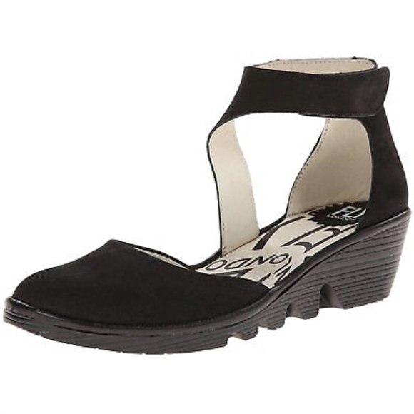 66964c2f5df81 Fly London Shoes - fly london piat leather wedge pump